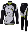 Freefisher-Damen-Trikot-Set-Winter-Radtrikot-Langarm-Radhose-Fleece-Innenseite-0