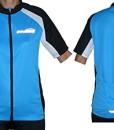 Protectwear-RT-BL-Fahrradtrikot-Fahrradshirt-Kurzarm-BlauSchwarzWei-0