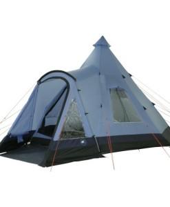 10T-Apache-500-10-Personen-Tipi-Pyramiden-Zelt-mit-Tunnel-Eingang-teilbare-Schlafkabine-Voll-Bodenplane-WS5000mm-0