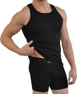 4-x-normani-Herren-Unterhemd-aus-100-gekmmter-Baumwolle-Feinripp-0