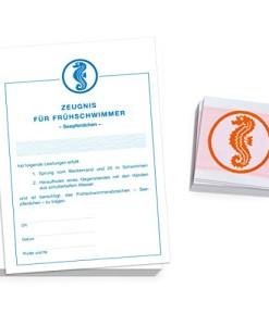 50er-Set-Frhschwimmerabzeichen-Seepferdchen-inkl-Zeugnissen-zum-Aufnhen-0