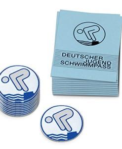 50er-Set-Jugend-Schwimmabzeichen-inkl-Zeugnissen-Silber-zum-Aufnhen-0