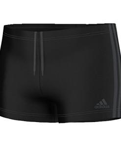 Adidas-Herren-Badehose-Badeshort-I-3S-Boxer-Anthrazit-0
