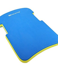 Aquatics-Erwachsene-Schwimmbrett-Board-Ergonomic-BlauGelb-49029-0