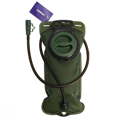 CAMTOA-Trinkblasen-Trinkbeutel-2L-Wasser-Blasen-Beutel-Wasserbehlter-fr-Trinkrucksack-Ideal-fr-alle-Aktivitten-wie-Radfahren-Wandern-Laufen-Camping-0-6