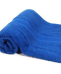 Duschtuch-Royalblau-Frottee-Baumwolle-500gm2-Handtuch-70-x-140-cm-0