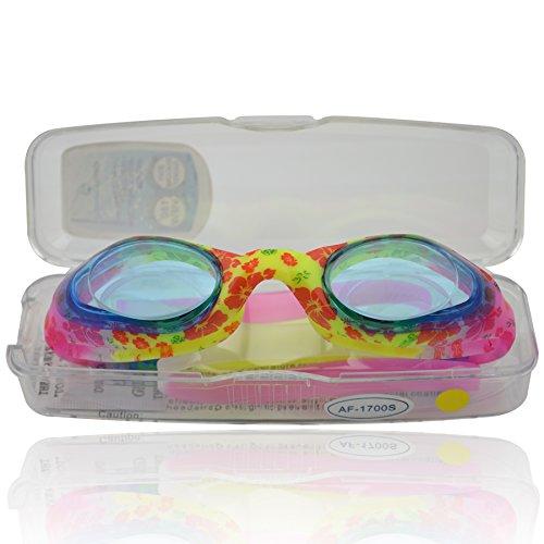 Flippo-Kinder-Schwimmbrille-100-UV-Schutz-Antibeschlag-Starkes-Silikonband-stabile-Box-TOP-MARKEN-QUALITT-Groe-Farbauswahl-0-7