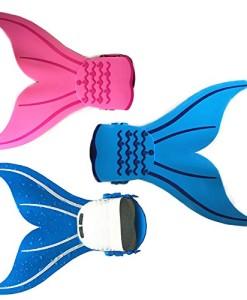 Gwood-Meerjungfrau-Flossen-fr-Kinder-Schwimmen-0
