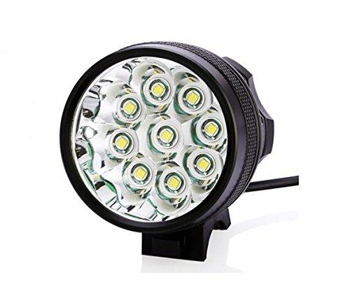 kingtop 15000 lumen 9xcree xm l led 9t6 fahrradlicht stirnlampe stirnleuchte kopflampe. Black Bedroom Furniture Sets. Home Design Ideas