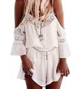 OYMMENEY-Wild-Style-Damen-Chiffon-Spitze-Stitching-Unten-Halter-Siamese-Frauen-Hosen-Shorts-Strand-Kleid-Rock-Hosentrger-0