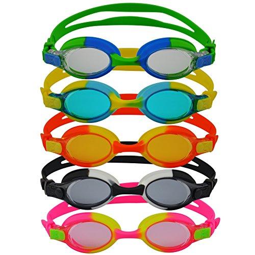 Picco-Kinder-Schwimmbrille-100-UV-Schutz-Antibeschlag-Starkes-Silikonband-stabile-Box-TOP-MARKEN-QUALITT-Groe-Farbauswahl-0