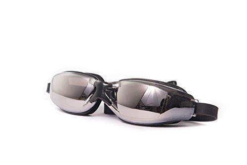 Schwimmbrille-wasserdicht-Leck-gratis-Objektive-einfach-verstellbarer-Tragegurt-mit-Quick-Release-Verschluss-inklusive-gratis-Schutzhlle-leistungsstark-Anti-Nebel-Technologie-mit-UV-Schutz-Crystal-Cle-0-1