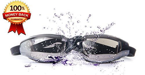 Schwimmbrille-wasserdicht-Leck-gratis-Objektive-einfach-verstellbarer-Tragegurt-mit-Quick-Release-Verschluss-inklusive-gratis-Schutzhlle-leistungsstark-Anti-Nebel-Technologie-mit-UV-Schutz-Crystal-Cle-0