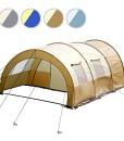 Tunnelzelt-Familienzelt-Campingzelt-Hauszelt-fr-4-Personen-inkl-Tragetasche-und-Fenster-in-4-verschiedenen-Farben-0