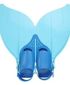 Yosoo-Kinder-Monoflosse-Monofin-Meerjungfrau-Flossen-Schwimmen-Training-0