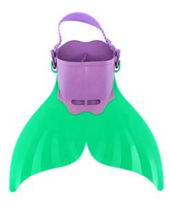 Yosoo-Trainingsschwimmflossen-Meerjungfrau-Flossen-fr-Kinder-Schwimmen-0