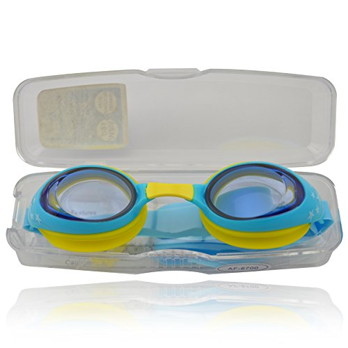 Zippo-Kinder-Schwimmbrille-100-UV-Schutz-Antibeschlag-Starkes-Silikonband-stabile-Box-Groe-Farbauswahl-0-0