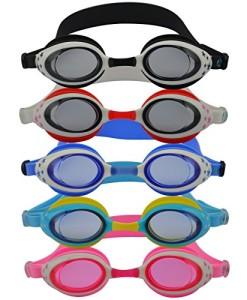 Zippo-Kinder-Schwimmbrille-100-UV-Schutz-Antibeschlag-Starkes-Silikonband-stabile-Box-Groe-Farbauswahl-0
