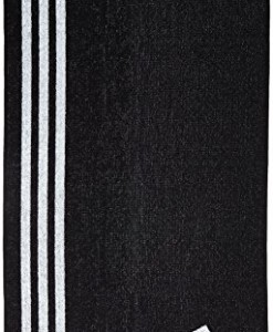 adidas-Handtuch-Towel-S-Black-White-One-Size-AB8005-0