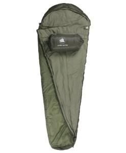 10T-Arctic-Spring-Einzel-Mumien-Schlafsack-230x85cm-grnhellgrn-1700g-bis-16C-0