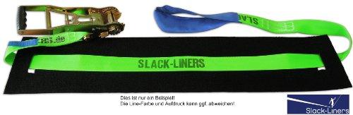 4-Teiliges-Slackline-Set-50mm-breit-25m-lang-GELB-mit-Langhebelratsche-hchste-Qualitt-Slack-Liners-0-1