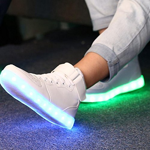 7-Farbe-LED-Basketball-Schuhe-Blink-USB-Lade-Sneakers-0-1