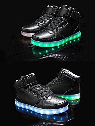 7-Farbe-LED-Basketball-Schuhe-Blink-USB-Lade-Sneakers-0-2