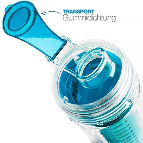 800ml-Trinkflasche-fr-Fruchtschorlen-Gemseschorlen-in-den-Farben-Grn-Lila-Blau-und-Rot-Perfekte-Sportflasche-aus-splmaschinenfesten-Tritan-Material-mit-extra-easy-Trinkverschluss-0-3