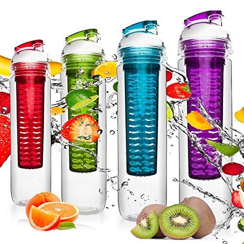 800ml-Trinkflasche-fr-Fruchtschorlen-Gemseschorlen-in-den-Farben-Grn-Lila-Blau-und-Rot-Perfekte-Sportflasche-aus-splmaschinenfesten-Tritan-Material-mit-extra-easy-Trinkverschluss-0