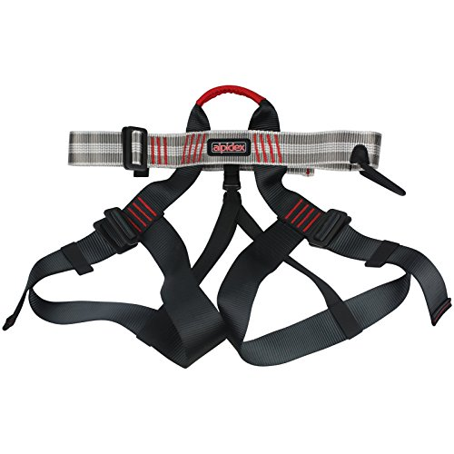 Alpidex-Kletterhelm-ARGALI-mountain-grey-Alpidex-Klettergurt-TAIPAN-red-pepper-Edelrid-Klettersteigset-Cable-Lite-23-0-1