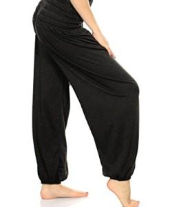 Damen-Yoga-Pant-19-Farben-Haremshose-Pumphose-Pluderhose-bequem-Einheitsgre-S-XXL-0