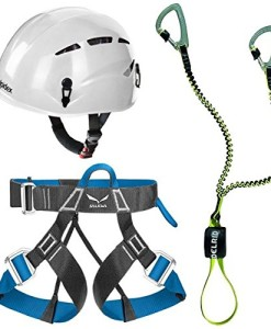 Edelrid-Klettersteigset-Cable-Ultralite-Pro-Alpidex-Universal-Kletterhelm-ARGALI-in-bright-white-Klettergurt-Via-Ferrata-Evo-Salewa-0