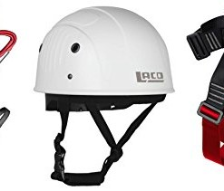 Klettersteigset-LACD-Pro-Evo-Gurt-LACD-Easy-Ferrata-Helm-Protector-white-0