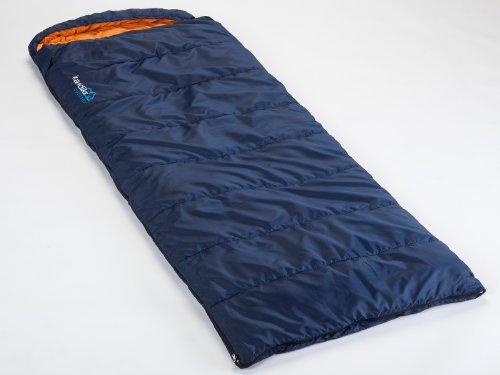 Skandika-Erwachsene-Schlafsack-Iceland-RV-Links-Blau-M-16107L-0-0