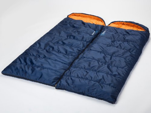 Skandika-Erwachsene-Schlafsack-Iceland-RV-Links-Blau-M-16107L-0-5