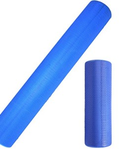 Yoga-Rolle-Pilates-Rolle-Schaumstoff-Rolle-Foam-Roller-45-cm-und-90-cm-x-145-cm-Faszienrolle-0