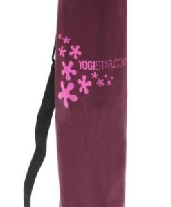 Yogistar-Yogatasche-Basic-Logo-Nylon-65-cm-Bordeaux-0