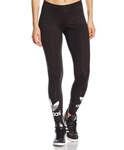adidas-Damen-Leggings-Trefoil-0