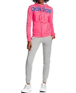 adidas-Damen-Oberbekleidung-Ess-Linear-Cott-0