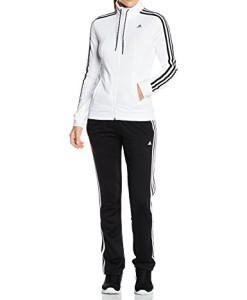 adidas-Damen-Trainingsanzug-Essentials-3-Stripes-0