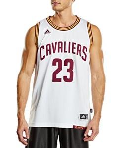 adidas-Herren-Basketball-Cleveland-Cavaliers-Swingman-Trikot-0