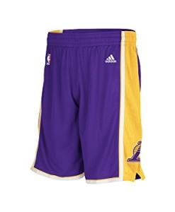 adidas-Herren-Intnl-Swingman-Shorts-NBA-Laker-0