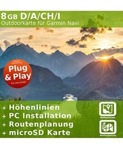 8-GB-Deutschland-sterreich-Italien-Schweiz-Topo-Karte-Kompatibel-zu-Garmin-Oregon-600t-0
