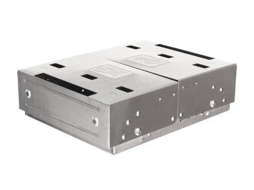Esbit-Klappgrill-BBQ-Box-300S-gro-aus-Edelstahl-voll-zusammen-klappbar-0-7