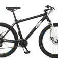 Gregster-Mountainbike-26-Zoll-fr-Damen-und-Herren-in-schwarz-Fahrrad-mit-Aluminium-Rahmen-Shimano-Kettenschaltung-und-Scheibenbremsen-0