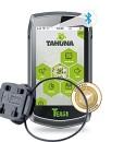TEASI-ONE-3-eXtend-Fahrrad-Wandernavigation-Fahrradhalter-Lenkermontage-USB-Netzteil-0