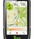 TEASI-ONE-Outdoor-Ski-Snowboard-NavigationNavigationsgert-mit-Bluetooth-und-Europakarte-0