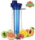 Trinkflasche-fr-Fruchtschorlen-750ml-in-verschiedenen-Farben-mit-langem-Infuser-und-Isolierhlle-100-dicht-und-perfekt-fr-Sport-Freizeit-0