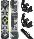 AIRTRACKS-Snowboard-Set-Cubo-Man-Wide-Snowboard-Bindung-Star-oder-Master-Fastec-Sb-Bag-159-161-165-168-171-cm-0