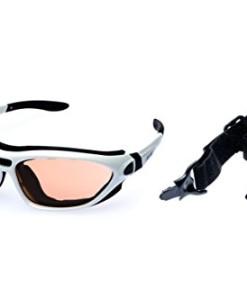 ALPLAND-SPORTBRILLE-Berge-Gletscher-Brille-fr-Ski-Sport-Kitesurfing-Radfahren-mit-Band-und-Gurt-Wechselhafte--Glas-Kontrastverstrkung-inkl-Softbag-0